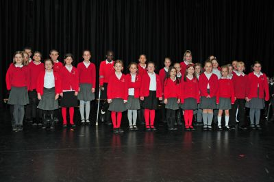 Manor Field School Choir